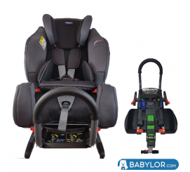 Package Triofix Maxi with 2 Isofix bases