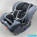 Car seat Kiss 2 Plus sport (grey and black)