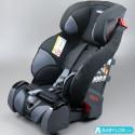 Car seat Klippan Triofix Recline sport (grey and black)