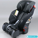 Car seat Klippan Triofix Recline freestyle (black and grey)