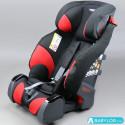 Car seat Klippan Triofix Recline sunset (red et black)