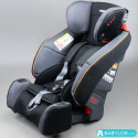 Kindersitz Klippan Triofix Maxi (schwarz und orange)