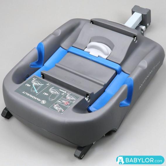 Easygo Base Isofix gris