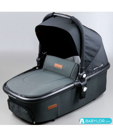 Easygo Optimo Air Carrycot anthracite