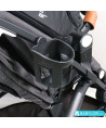 Easygo Optimo Air Stroller anthracite