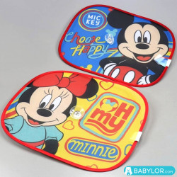 Pares-soleil Disney Mickey Minnie