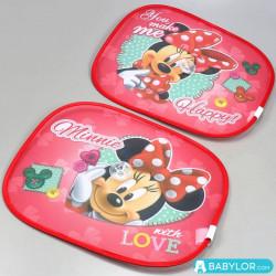 Pares-soleil Disney Minnie with love