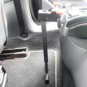 jambe de force siège auto