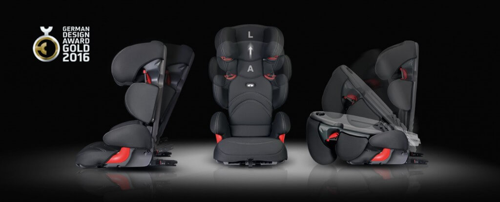 Babylor Expert - Advice on childseat between 15 and 36kg (group 2-3)